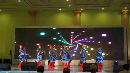 艺术团舞蹈队-女兵舞