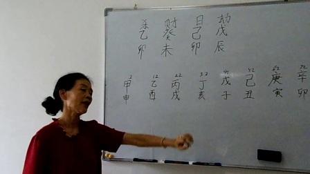 杨清娟盲派八字命理【惠州班】第46集