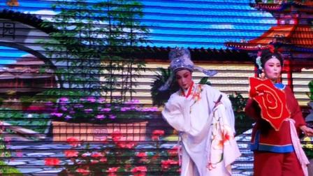杭州桐庐春燕越剧团旦吕玲娥,生梁碧霞第七场花为媒,老李2017116日