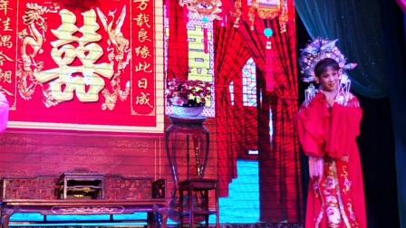 杭州桐庐春燕越剧团旦吕玲娥生梁碧霞,第十场花为媒,老李2017116