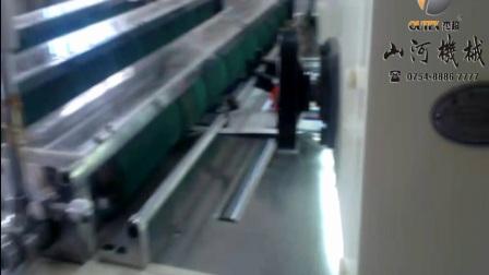 QLF立式复膜机链刀视频60米/分钟实拍