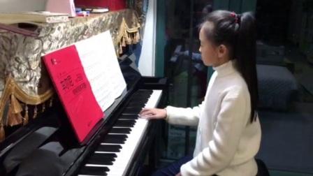 曲家班:张雅妮钢琴分享 车尔尼849.1