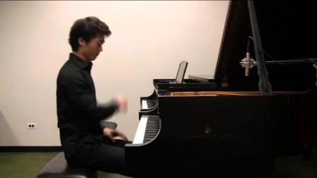 胡博演奏贝多芬奏鸣曲第26首告别