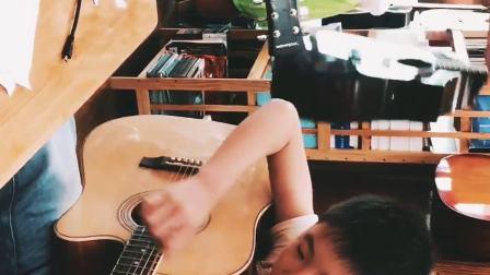 花房姑娘 吉他合奏