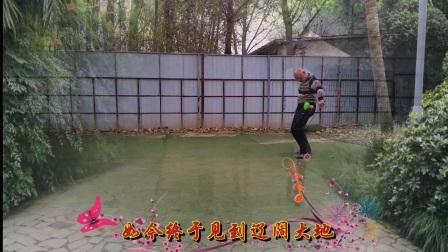 空竹-交叉错位新组合
