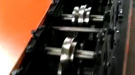 灯管支架成型机械