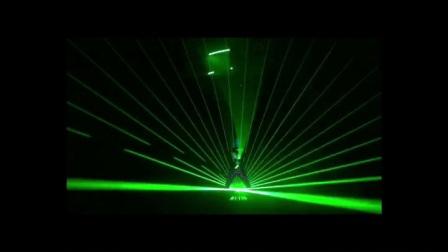 上海顶尖 3D激光舞