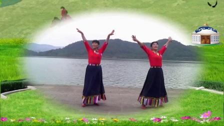 藏舞:《心上的罗加》创编饶子龙、演绎舞之俏、舞痴、摄像老七、制作冰花花