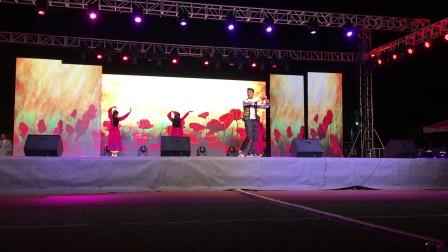 新疆歌手 歌伴舞