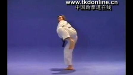 跆拳道黑带品势 型的灵魂 9一如 ilyeo