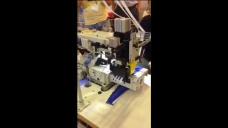 FB400-0664上条带线迹(阿迪服装专用)缝纫机