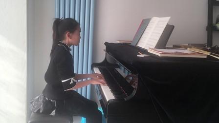 车尔尼 849.1 演奏:张雅妮 指导老师:曲强