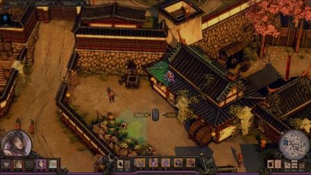 Shadow Tactics - Mission 13 [Sunpu Castle] __in 2_29min!!__ - Hardcore Speedrun