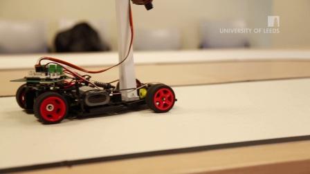 利兹大学学生研究:自动化汽车的视觉系统