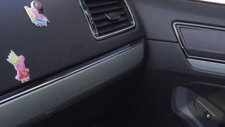 2017款1.4T速腾 冷车启动右侧出风口处传出异响