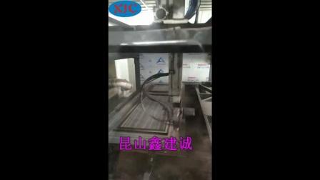 木门喷漆机-自动喷漆设备厂家-鑫建诚自动化