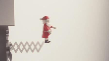 名士温暖圣诞之报时