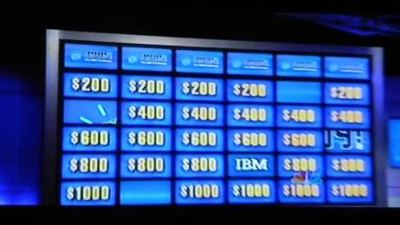 Jeopardy 2-14-11  IBM Super Computer named Watson vs Ken Jennings part 2