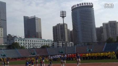 2014年百威啤酒武汉工厂运动会——拉拉队