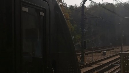 南京地铁一号线(057058)出安德门站。