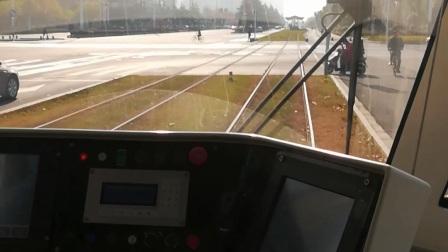体验南京河西有轨电车(6)