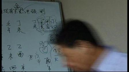 杨请娟盲派八字命理【深圳班】授徒第9集