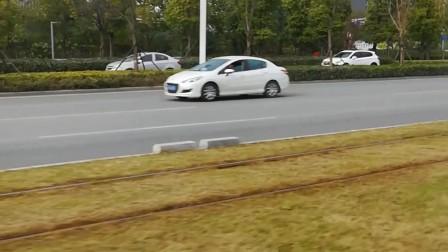 体验南京河西有轨电车(22)
