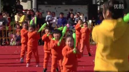芭布豆幼儿园中班器械操棒球操_标清