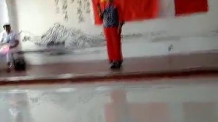 演唱《山丹丹花开红艳艳》