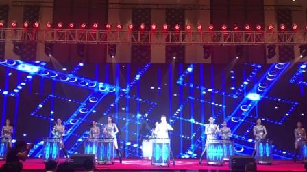 广州鼓舞倾城艺术团 10人水晶鼓