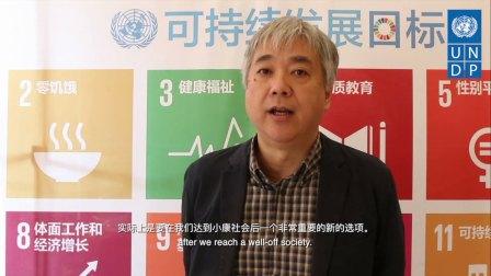 中国全民基本收入第一次圆桌会议会后采访——崔之元