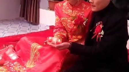 女儿结婚囍
