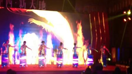 欢橙演艺----LED视频动画鼓