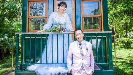 李安迪结婚相