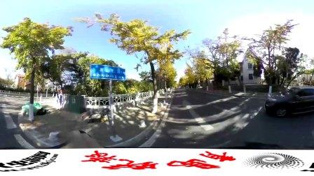 VR新闻:青岛秋日全景速写 最美环岛路遇见欧韵别墅