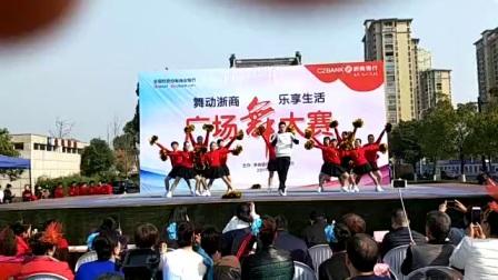 舞动青春队变队形舞《大家一起来》
