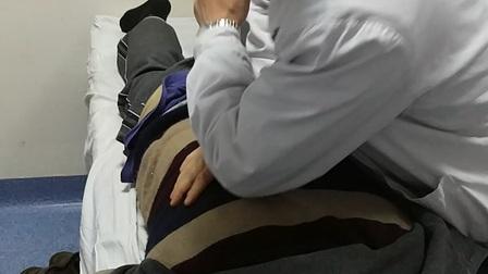 背部常规手法