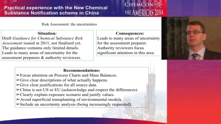 New chemical substance notification examples by Andy Burgess