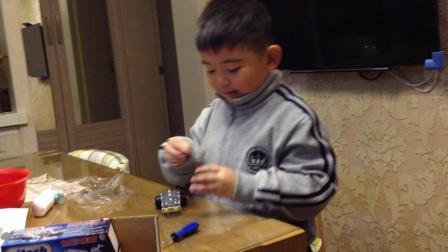 【6岁】11-1哈哈玩德国进口eitech爱泰儿童金属玩具车IMG_9307