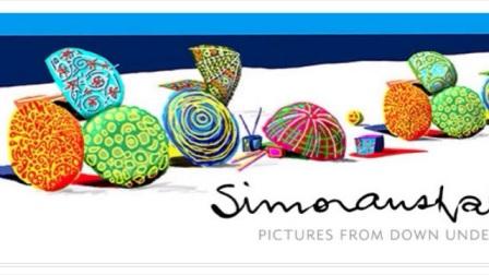 Simon Australia's Art