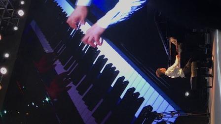 第八届施坦威全国青少年钢琴比赛大连赛区颁奖盛典-蔡逸杭演奏柴柯夫斯基《在马车上》