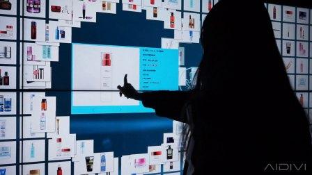 智慧零售_《智能云货架》产品视频_AIDIVI