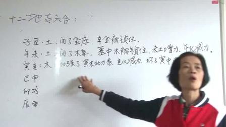 杨清娟盲派八字命理《宜宾班》第3集