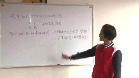 杨清娟盲派八字命理《宜宾班》第2集