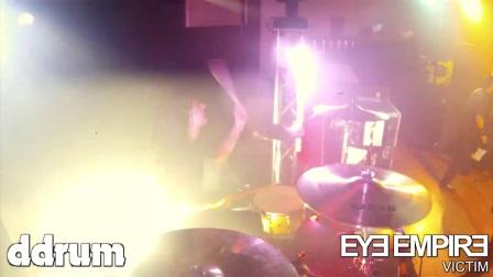 【ddrum】Eye Empire - Victim (Ryan Bennett) Drum Cam