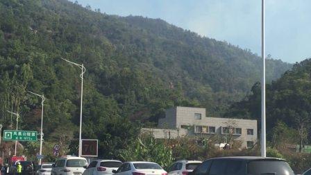 珠海凤凰山大火烧了20公顷
