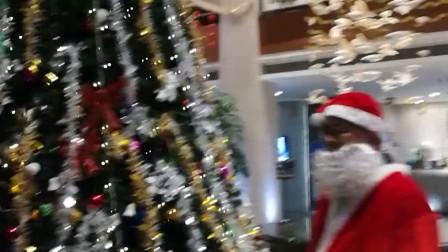 洈水假日酒店 圣诞节演出