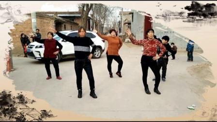 夏津珠中阳阳舞队。【像册】