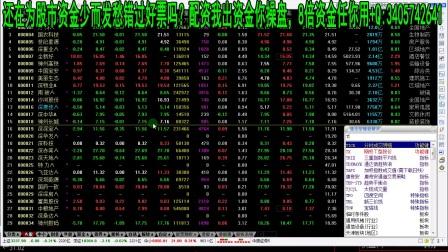 股票基础技术 股票视频 股票行情分析股市剑客