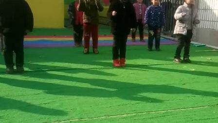 奈庄红苹果幼儿园圣诞演出